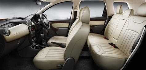 Car Interior Duster by Renault Duster Auto Nxg