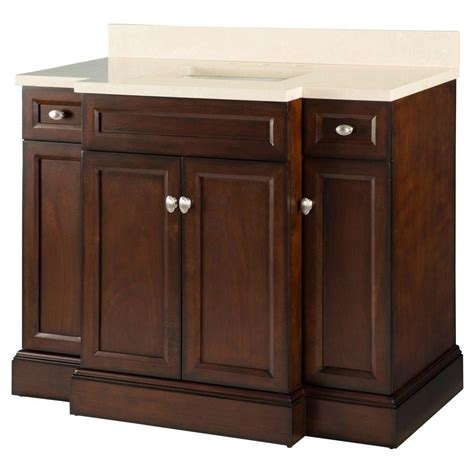 42 inch bathroom vanity gallery of accanto inch white