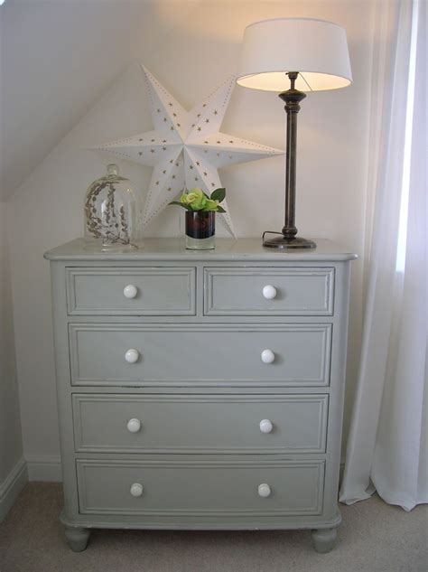 White Chest Of Drawers With Oak Top by White Chest Of Drawers With Wooden Top