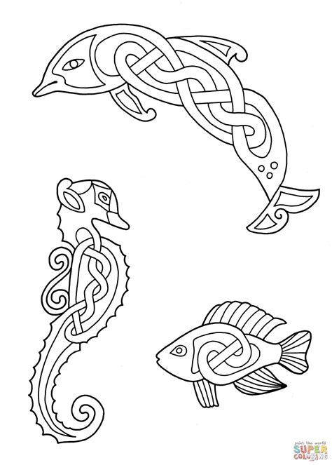 How To Draw Celtic Animals