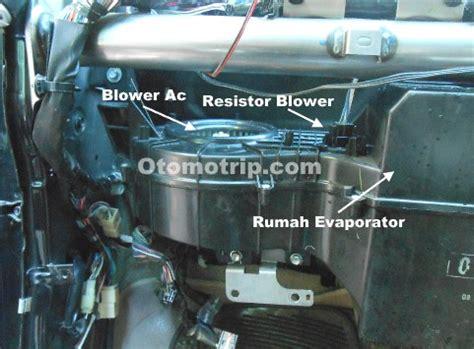 blower resistor ac mobil perbaiki kerusakan resistor blower ac mobil vios limo otomotrip