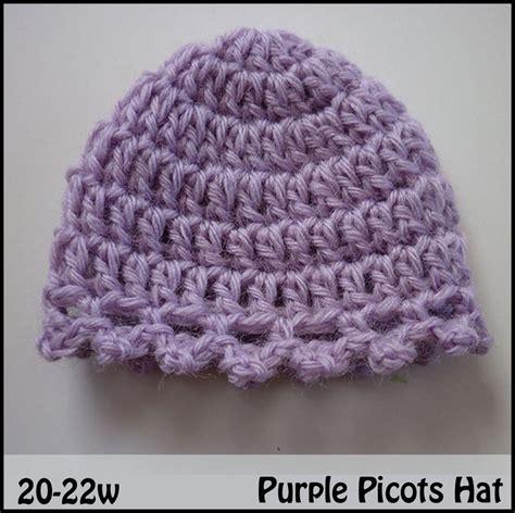 pattern crochet preemie hat mamma that makes preemie patterns