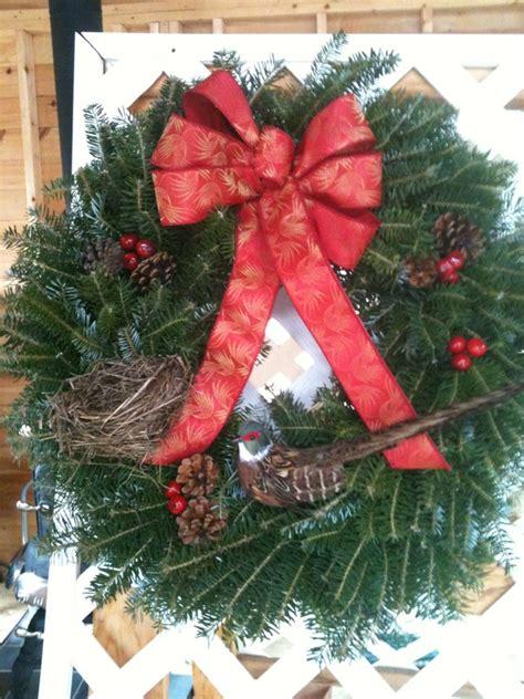 wreaths river bend christmas tree farm