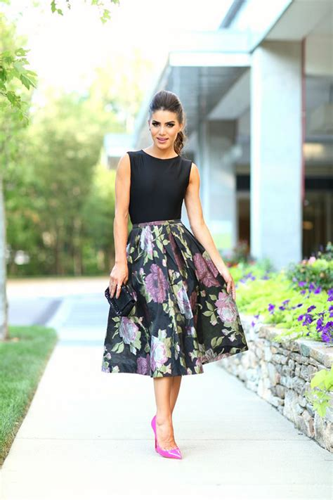 Top 10 Must Dresses For The Summer by How To Wear Midi Skirts This Summer 2018 Fashiongum