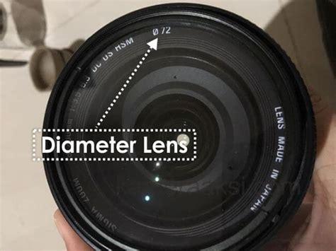 Lensa Bawaan Canon cara mengetahui diameter lensa kamera dslr kameraaksi