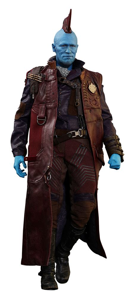 Marvel Guardian Of The Galaxy Yondu marvel yondu sixth scale figure by toys sideshow collectibles