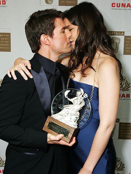 Tom Cruise Cuddling by Tom Cruise Divorce Pda Photos