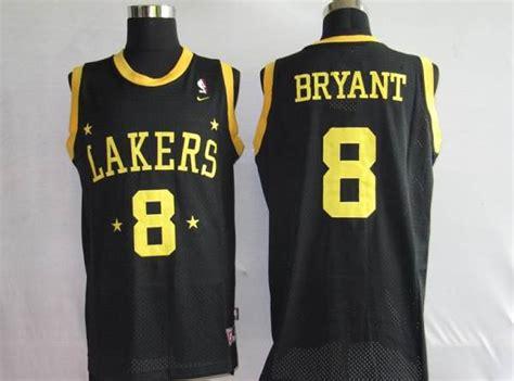 Jersey Authentic Nike Bryant Lakers Black Nba Stitched Jersey Sz nike lakers 14 brandon ingram black nba swingman city edition jersey