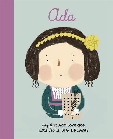 Ada Lovelace My First Little People Big Dreams Isabel
