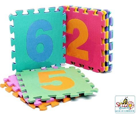 tappeto gomma per bambini tappeto gomma puzzle skizzo bimbi