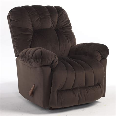the recliner recliners medium conen swivel rocking reclining chair by