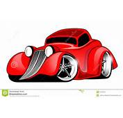Cartoon Hot Rod Cars