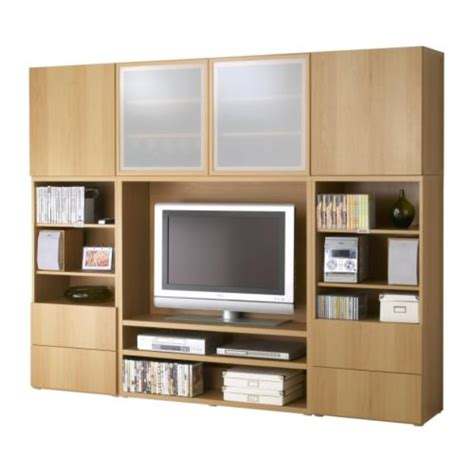 besta cabinet system at ikea