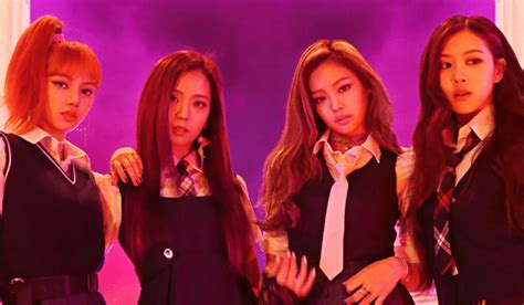 blackpink new mv blackpink s quot as if it s your last quot becomes their 2nd mv to