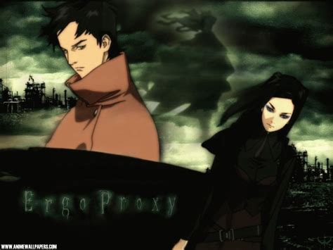 ergo proxy review ergo proxy quot me myself and i quot animation infinity