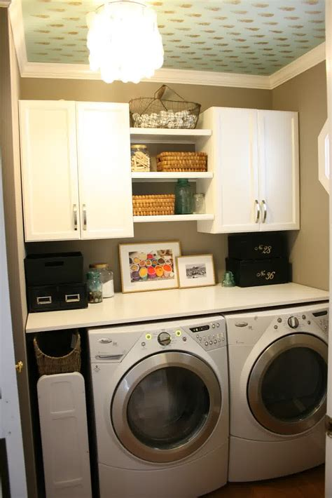 small laundry room cabinets small laundry room ideas to try keribrownhomes