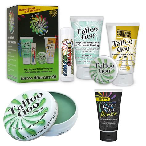 tattoo goo does it work tattooing inkedmoose