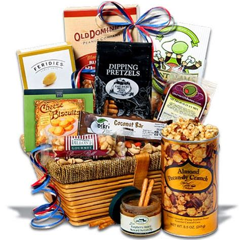 Snack Bouquet 6 one moment in time gourmet gift baskets snack basket review giveaway