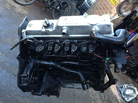 Ford Transit Connect Engine by Ford Transit Connect Focus 1 8 Tddi Engine 02 09
