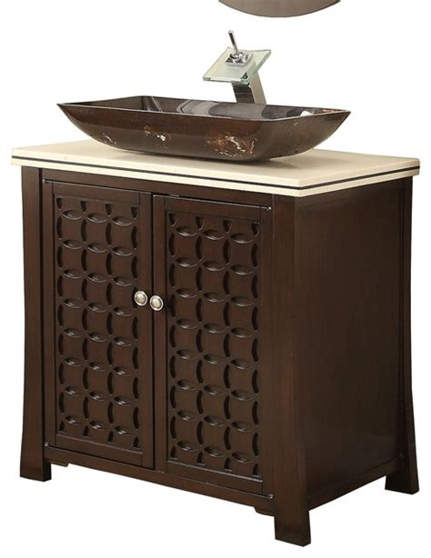 30 Vanity Cabinet And Sink Vessel Sink Vanity Cabinet 30 Quot Contemporary