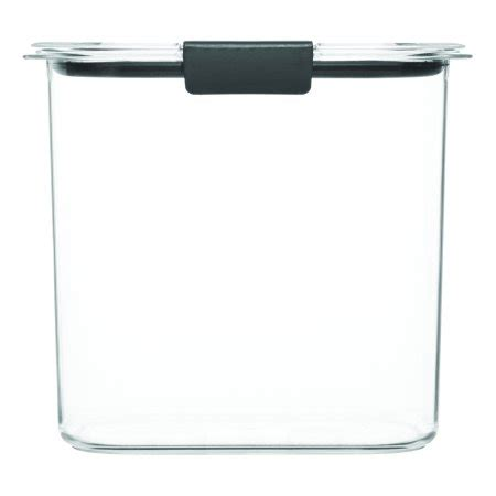 Rubbermaid Pantry Organizer by Rubbermaid Brilliance Pantry Airtight Food Storage