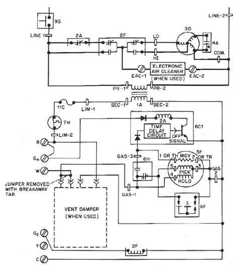 gas furnace wiring diagram wiring wiring diagram for cars