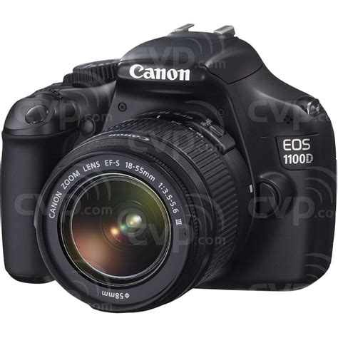 Canon Eos 1100d Ef S 18 55 Is Ii Kit buy canon eos 1100d 12mp digital slr with hd