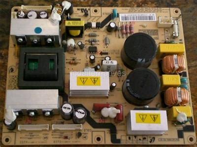samsung tv capacitor type repair kit samsung ln s2651d lcd tv capacitors ebay