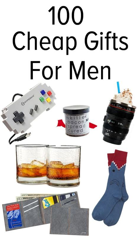 gifts for men 105 awesome but affordable gifts for men christmas gift