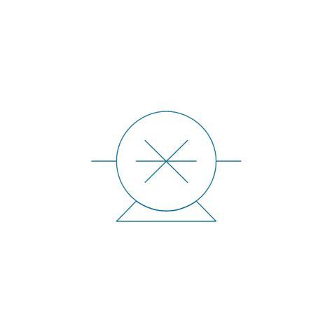 mechanical drawing symbols process flow diagram symbols design elements hydraulic pumps