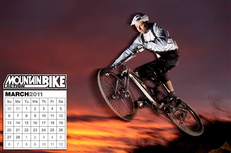 Mba Bike Magazine by Mountain Bike Wallpaper For March Ready For