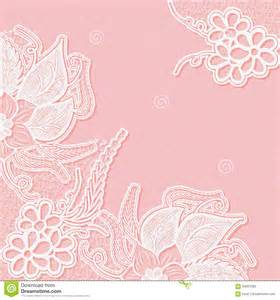 lace background with space for text template wedding