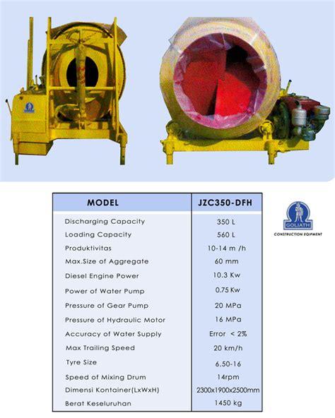 Mixer Kapasitas Besar Untuk Telur Dsb panca jaya machinery mesin konstruksi