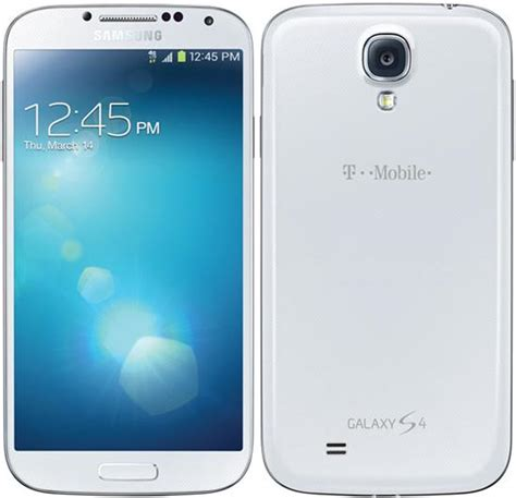 s 4 mobile t mobile samsung galaxy s4 gets update ubergizmo