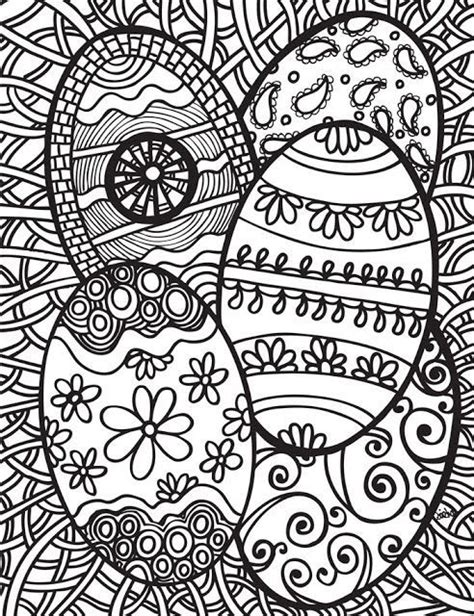 easter egg coloring pages for adults easter coloring pages for adults best coloring pages for