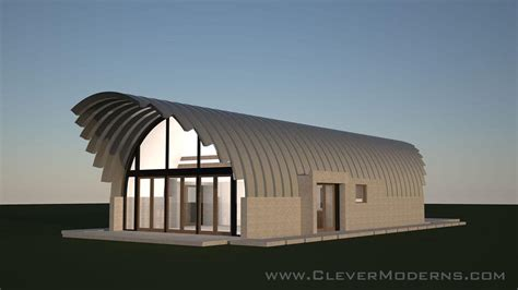 quonset home plans our quonset house site clever moderns