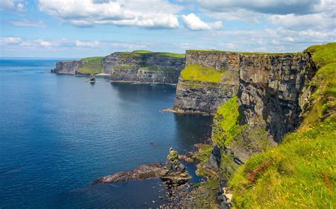 Ireland Search The Cliffs Of Moher Top Ireland Vacation Spot Travel Leisure
