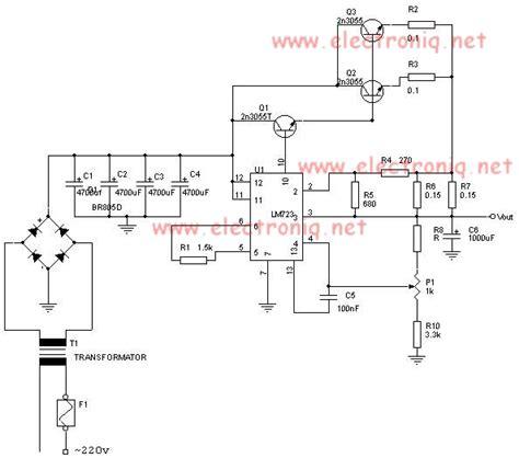 scr voltage regulator wiring diagram 28 images scr