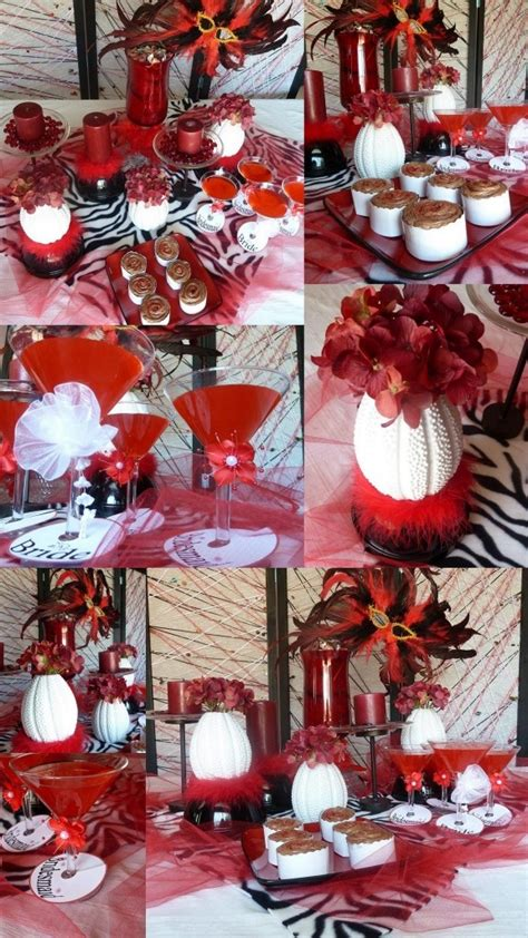 themed hen party ideas red hens night theme party gift ideas pinterest