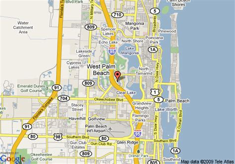 west palm map hawthorn suites west palm west palm deals see hotel photos attractions near
