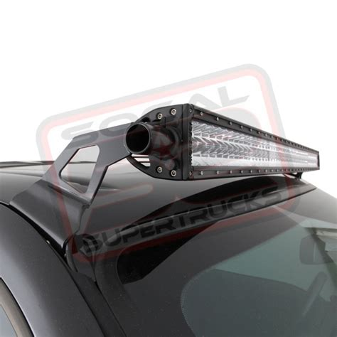 Mounting Led Light Bar On Roof Light Bar Roof Mount Brackets For 50 Quot Led 1999