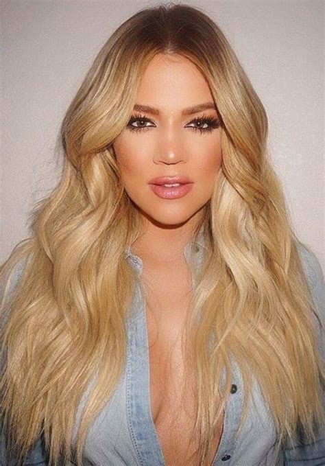 khloe kardashians ombre hair expert tips to get the look 341 best images about hair time on pinterest gwyneth