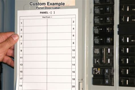Square D Fuse Box Square Get Free Image About Wiring Diagram Square D Breaker Panel Label Template