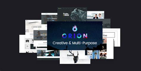ps4 themes installieren orion kreatives mehrzweck wordpress theme webdesign
