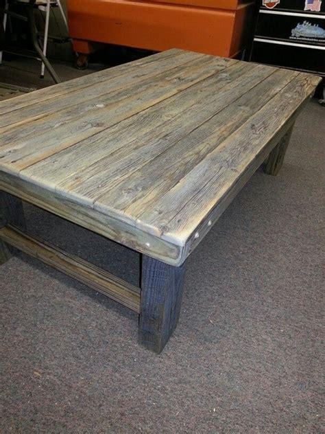 Barnwood Coffee Table Plans Best 25 Barnwood Coffee Table Ideas On Coffe Table Country Coffee Table And