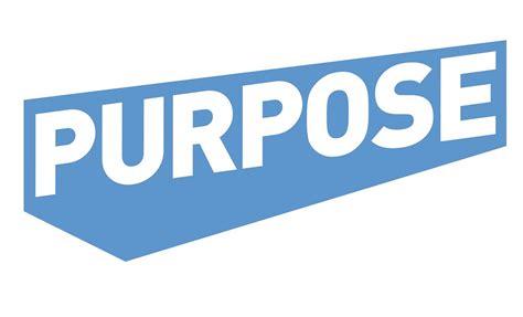 what is the purpose of purpose logo www purpose leesean flickr