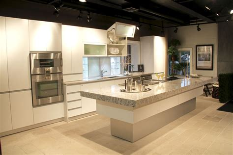 Kitchen Design Showroom | sag harbor kitchen showroom at kitchen designs by ken