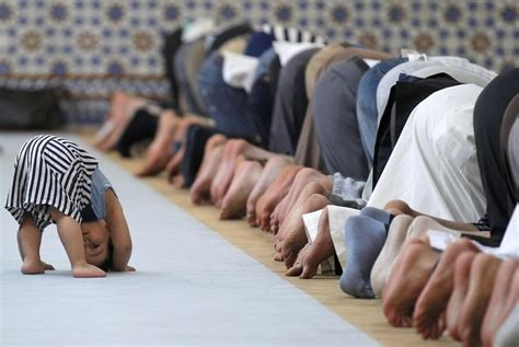 Imitating For by Photo Of Child Imitating Prayers In A Mosque Chosen Best