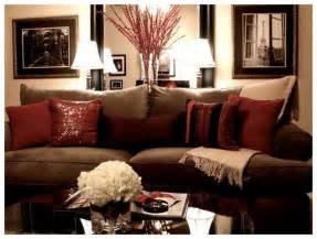 Decorating Ideas Brown 17 Best Ideas About Burgundy Decor On Burgundy Flowers What Color Is Burgundy And
