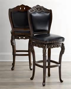 drama scroll stools